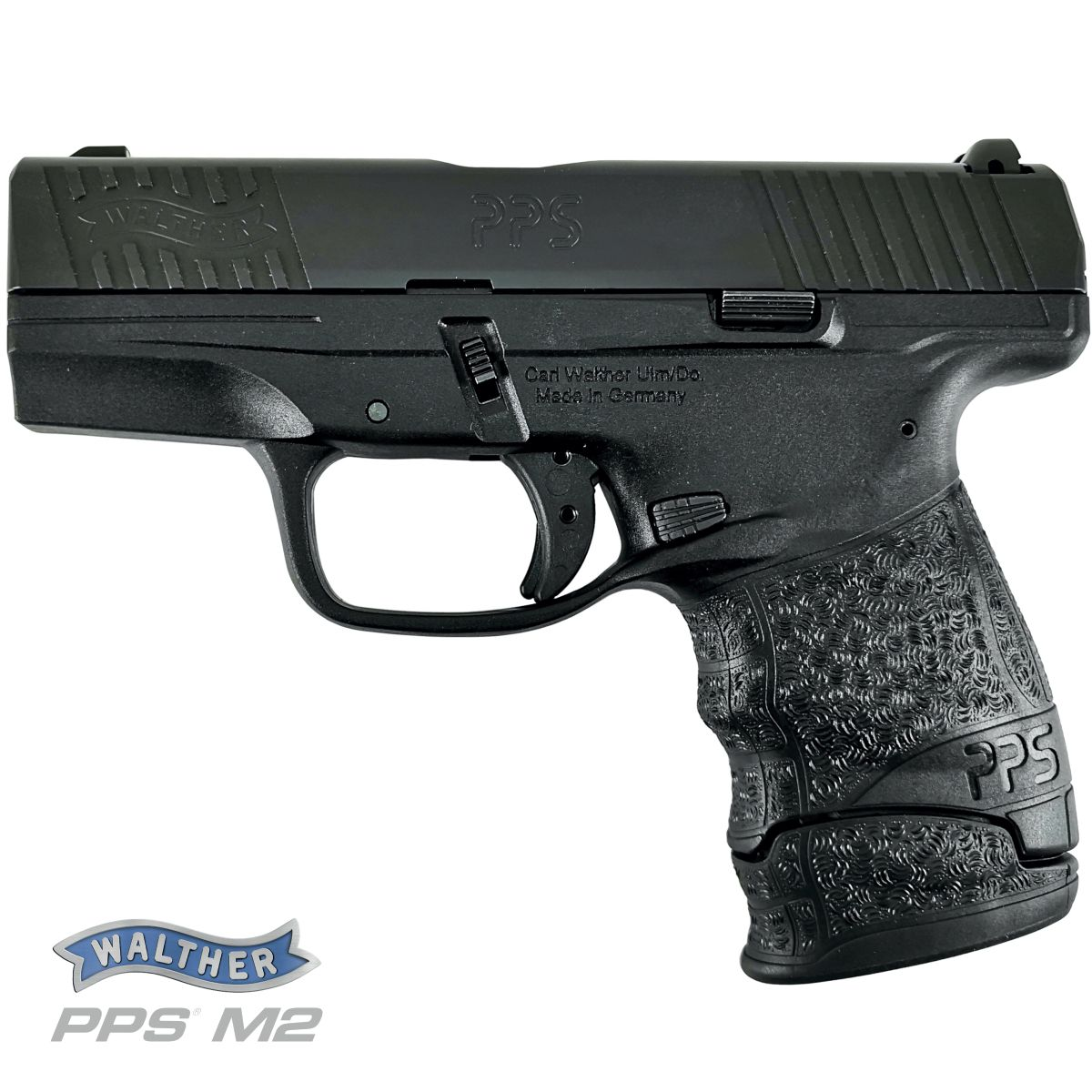 Walther PPS M2 Police Set, 9 mm Luger,