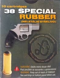 38 Special Rubber